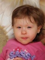 Candace, 16 months, Partial Trisomy 18 and 15