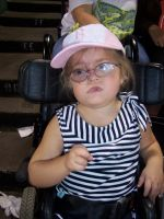 Eleora, 4 years, Partial Trisomy 13 with Partial Deletion of 9